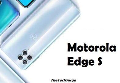 moto edge s