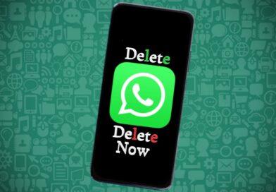 Delete WhatsApp Now