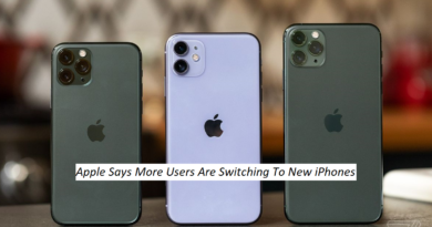 Switching to iPhones