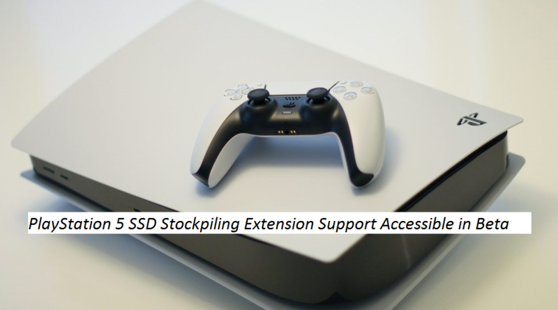 Play Station 5 SSD