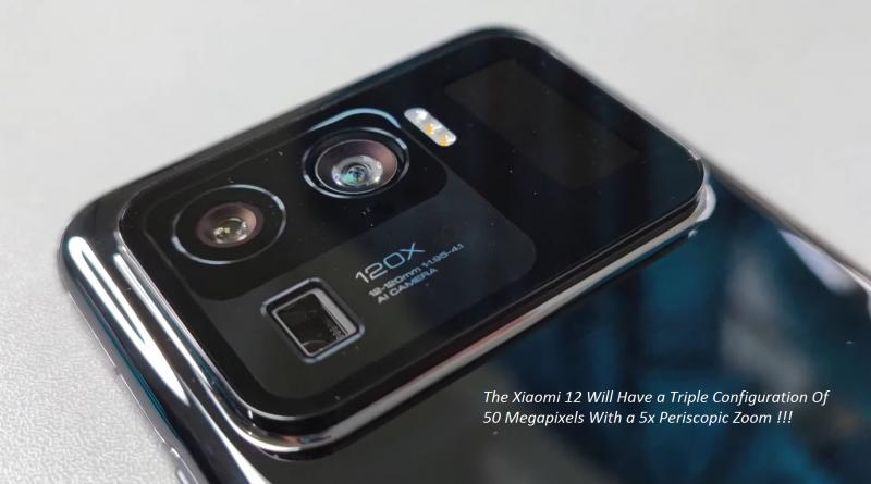 The Xiaomi 12 5x Zoom