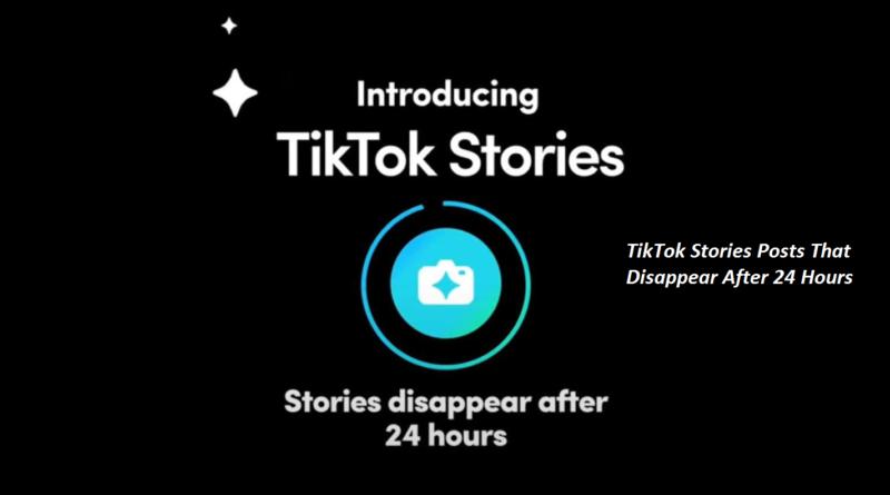 TikTok Stories Posts