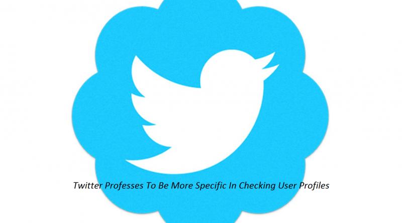 Twitter Professes