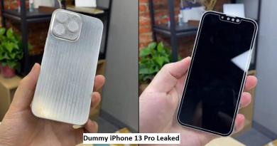 Dummy iPhone 13 Pro