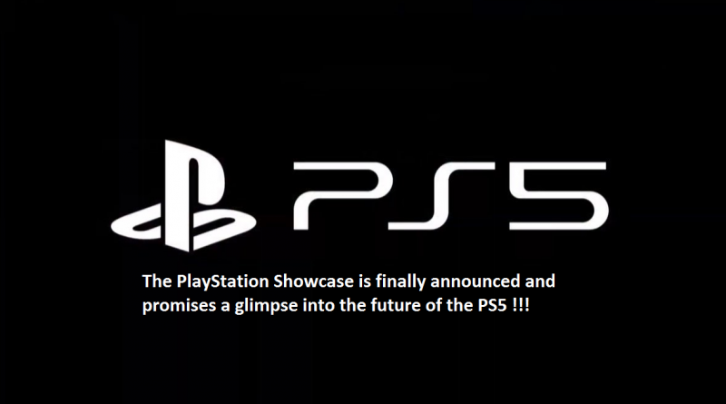 The PlayStation Showcase