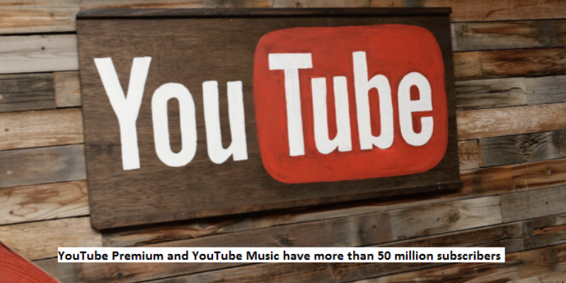 YouTube Premium and YouTube Music