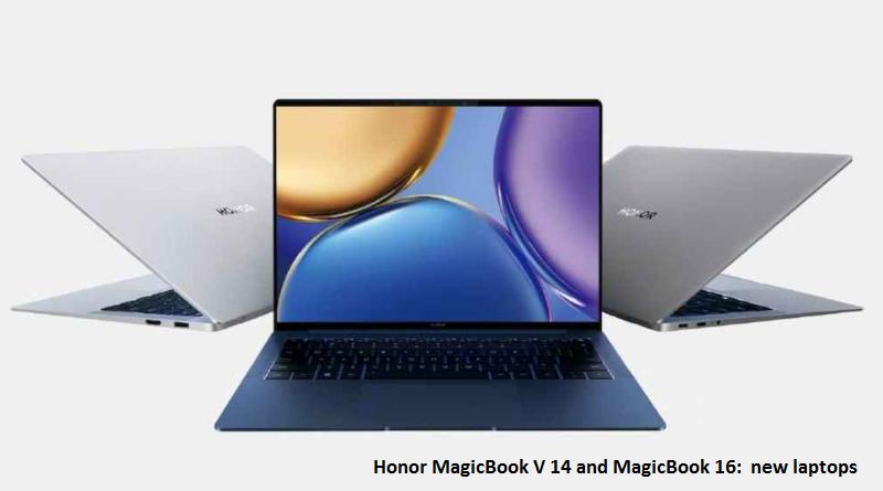 Honor MagicBook V14 and V16