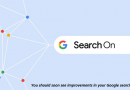 improvements in Google search results