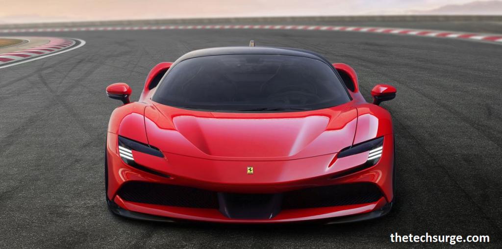 Jony Ive Designs Ferrari