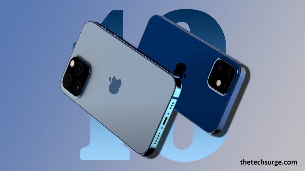 iPhone 13's LEO Satellite Element