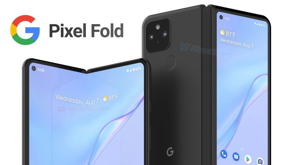 Google Pixel 6, Foldable Smartphone