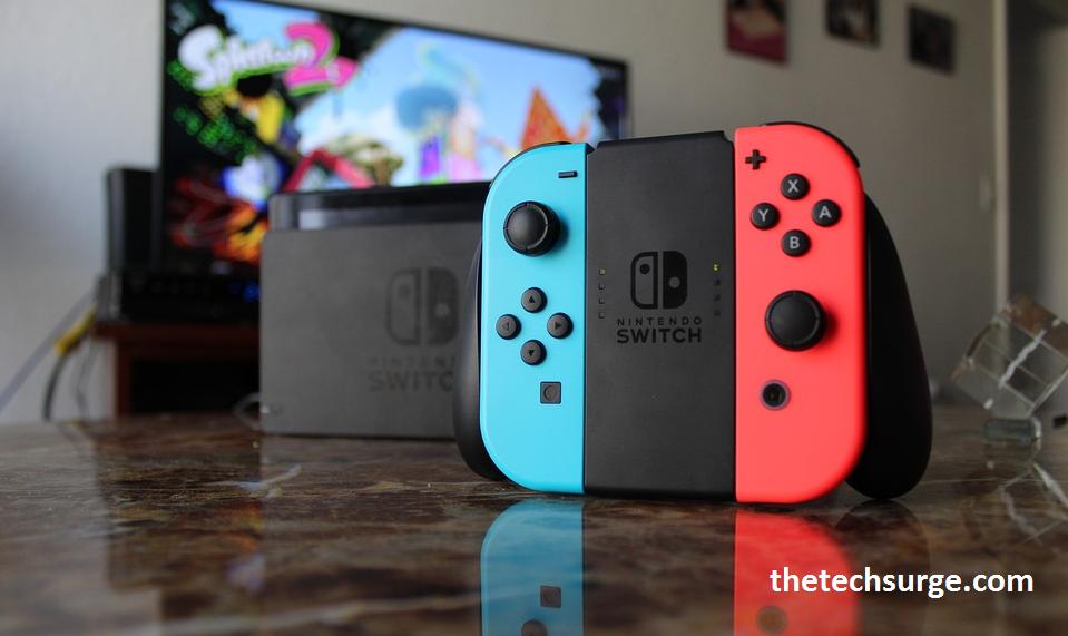 Nintendo Switch Bluetooth Audio Assist