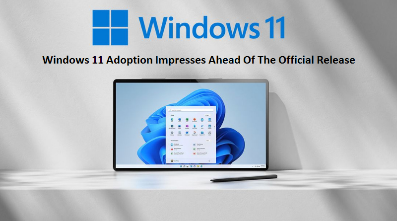 Windows 11 official release