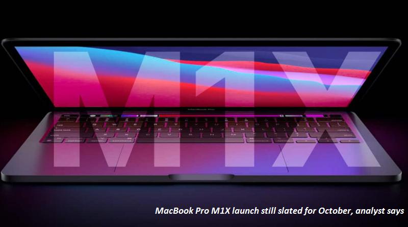 Apple MacBook Pro M1X