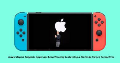 Apple Nintendo Switch competitor
