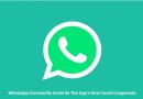 WhatsApp Community