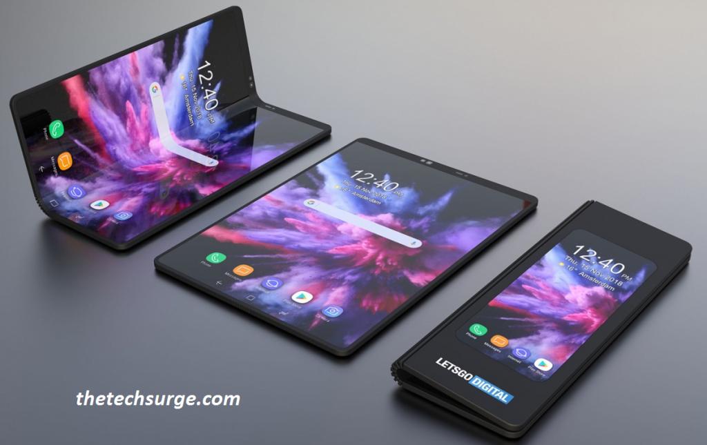 Samsung Galaxy Foldable Smartphones