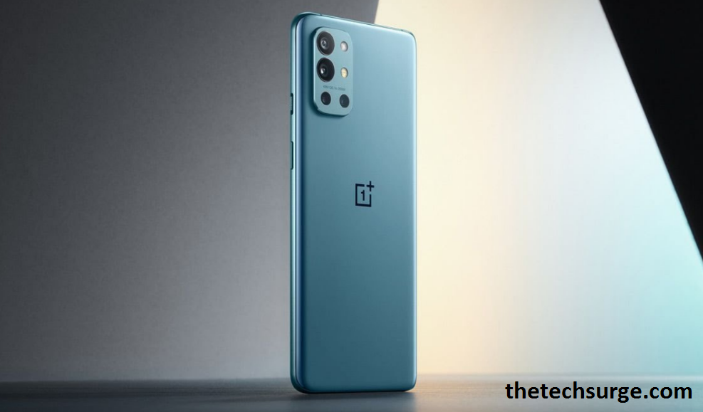 OnePlus 9RT Design
